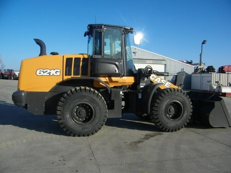2020 Case 621G Wheel Loader