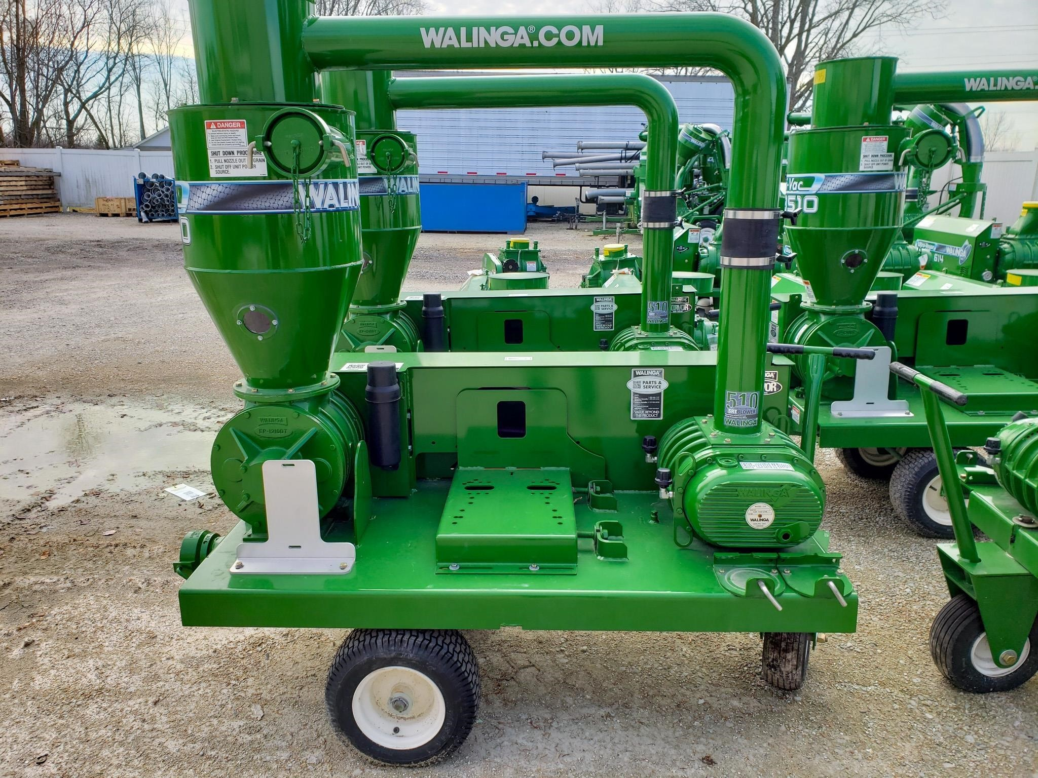 2021 Walinga 3510E Grain Vac