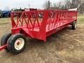 John B.M. Mfg Cattle Mans Choice 20 Feed Wagon