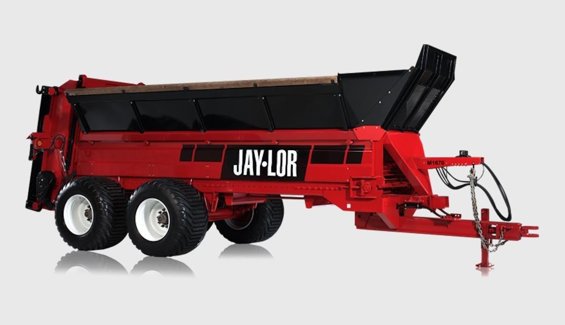 2021 Jay Lor M1670 Manure Spreader