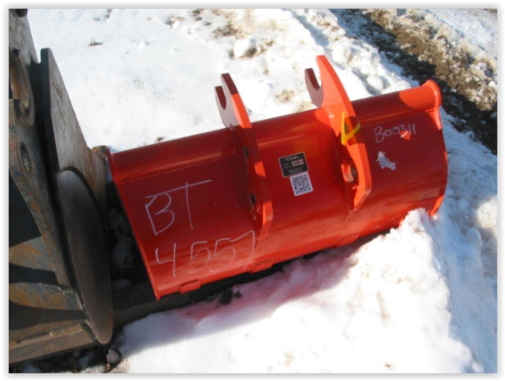 Kubota BT4557 Backhoe and Excavator Attachment