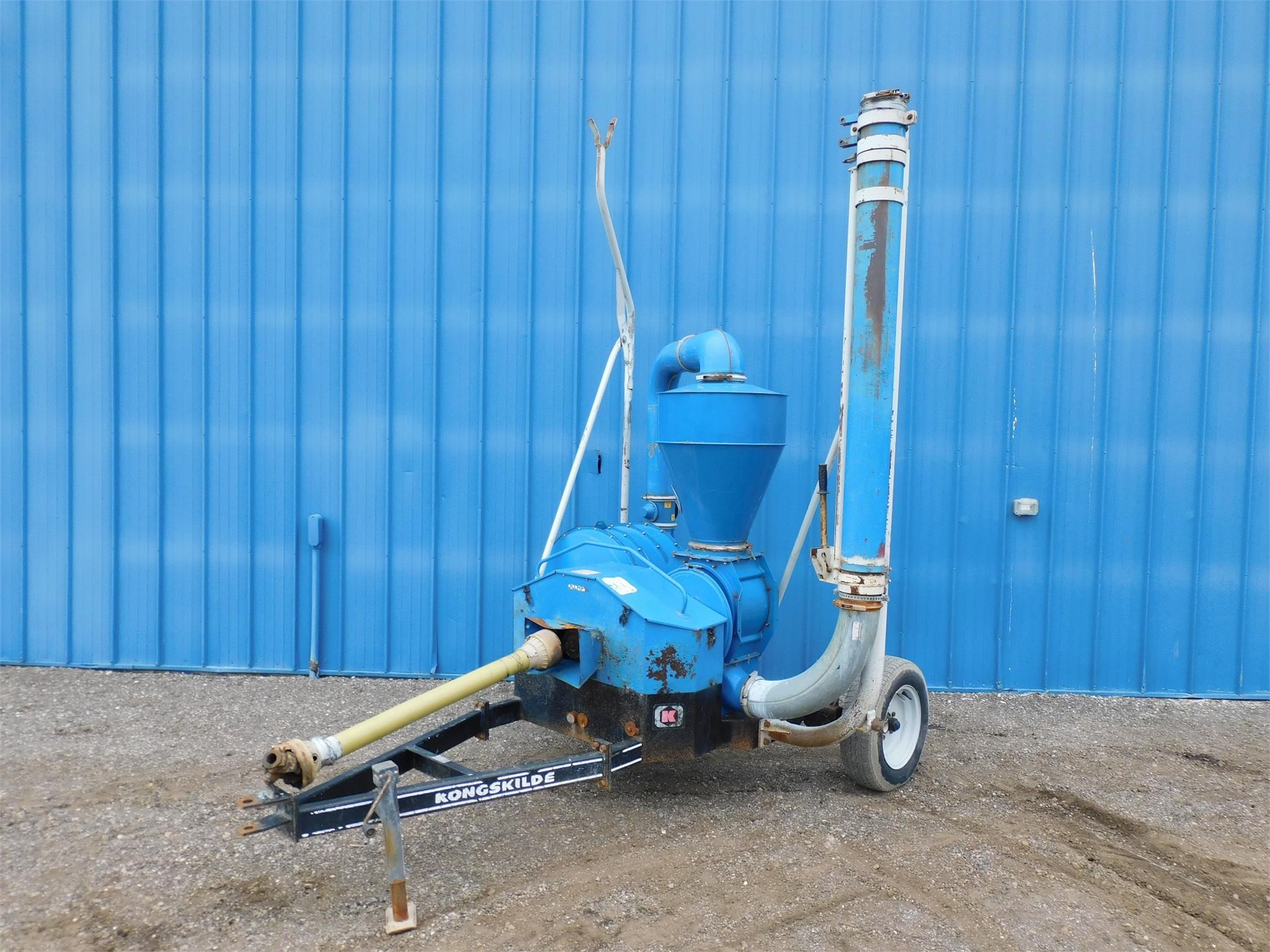 Kongskilde SUC700TR Grain Vac