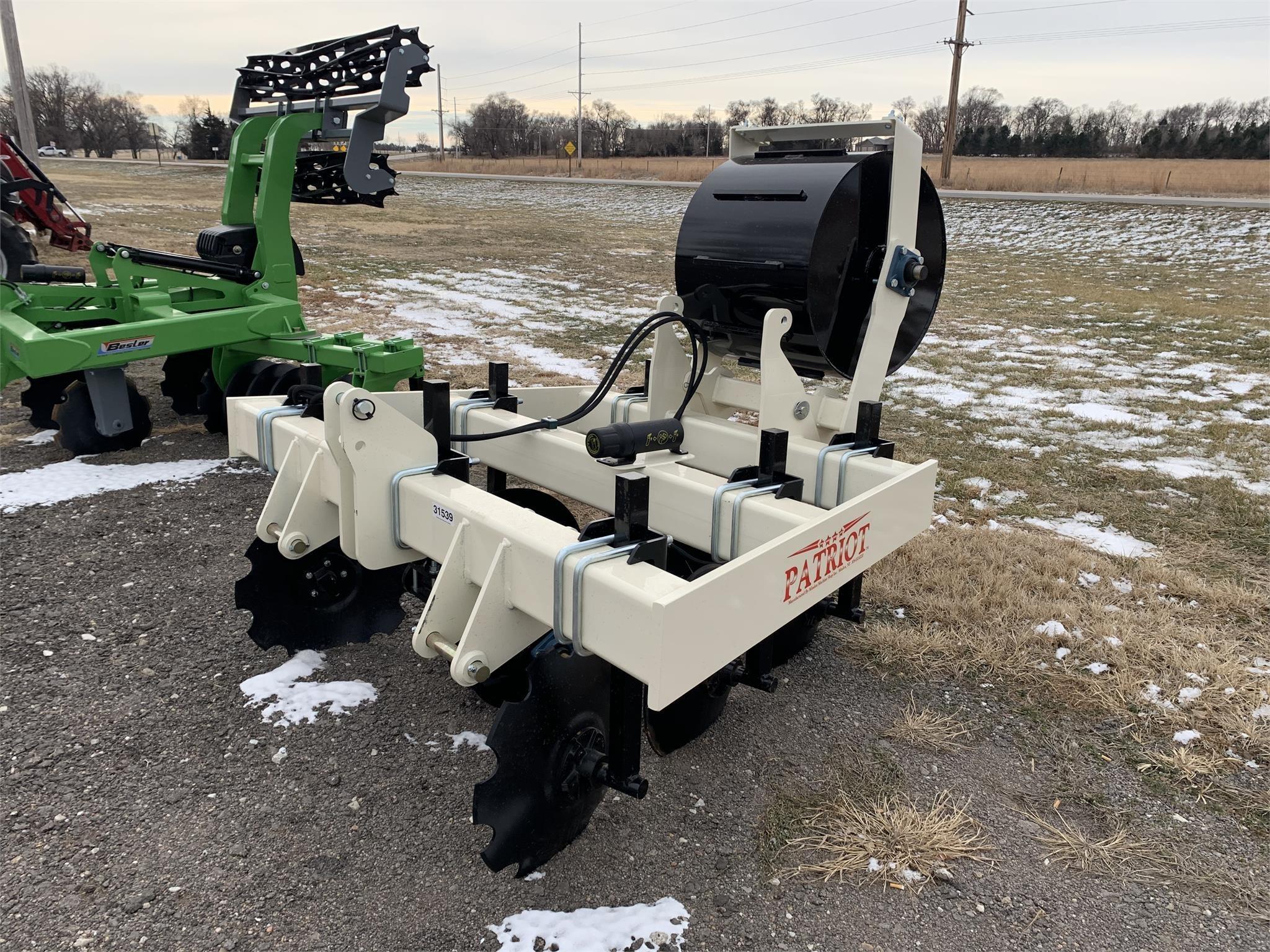 2020 Patriot Pivot Track Closer Irrigation