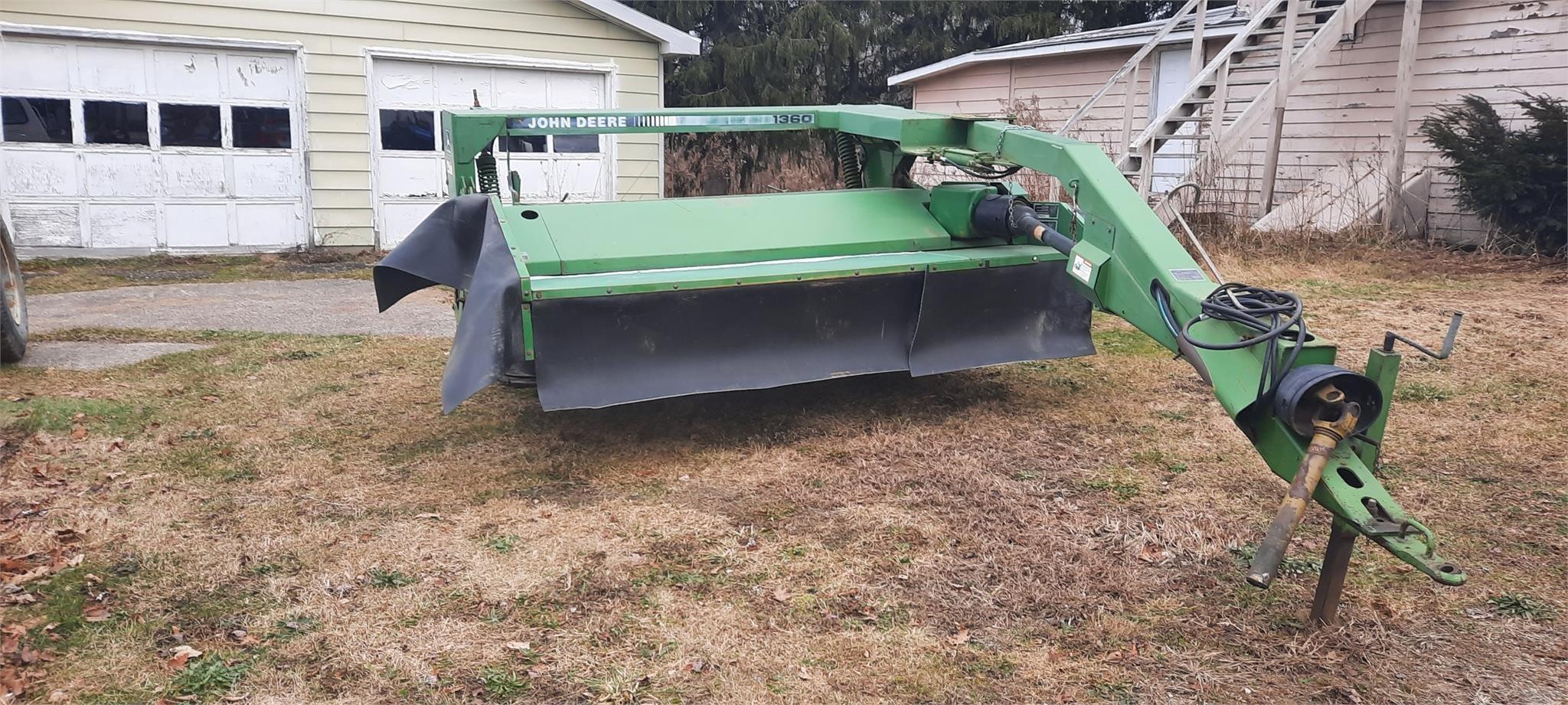 John Deere 1360 Mower Conditioner