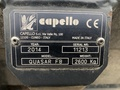 2014 Capello QUASAR F8  830 Corn Head