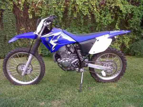2008 Yamaha TTR230 ATVs and Utility Vehicle