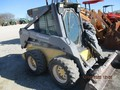New Holland LS170 Skid Steer
