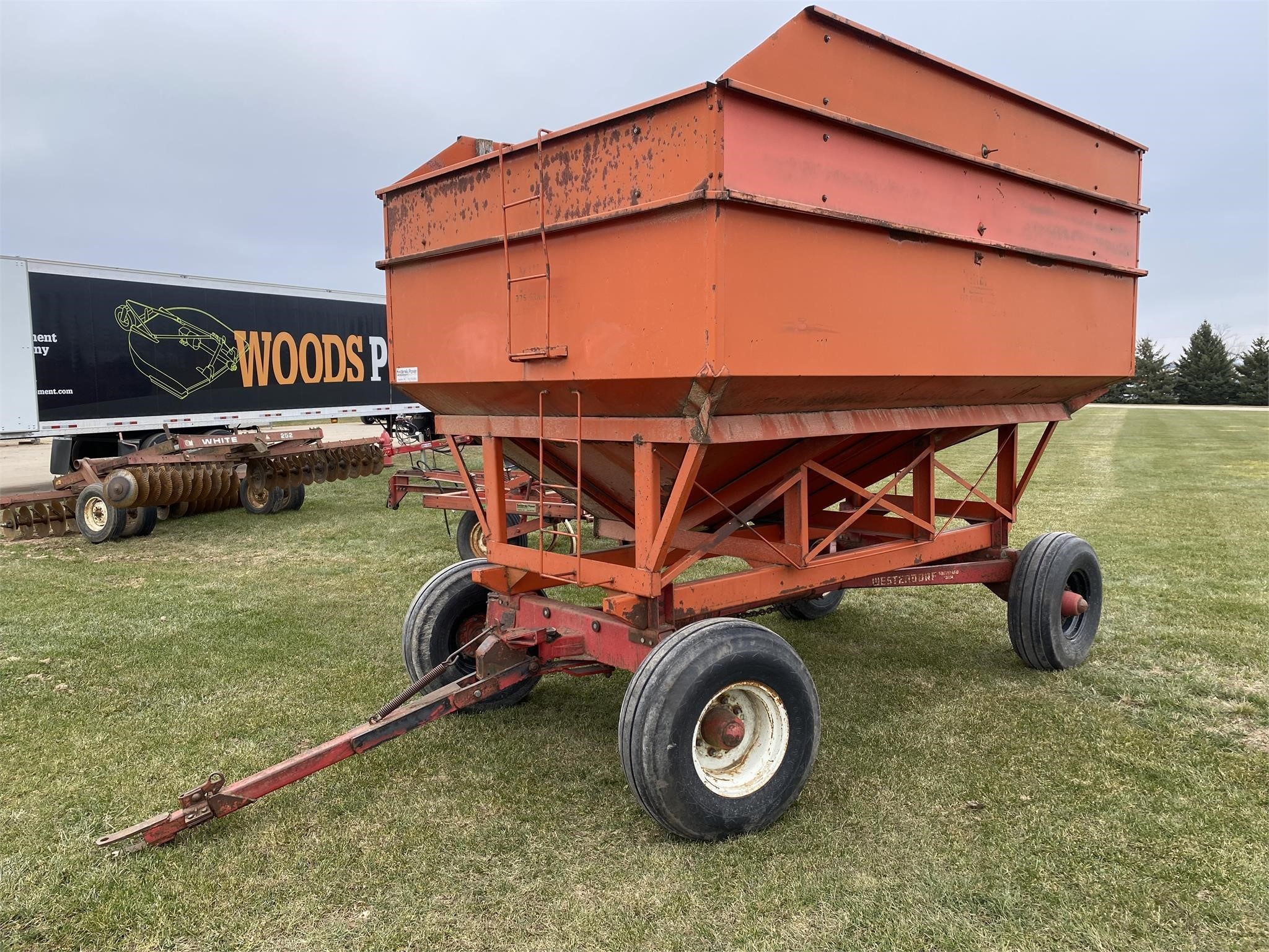 Killbros 375 Gravity Wagon