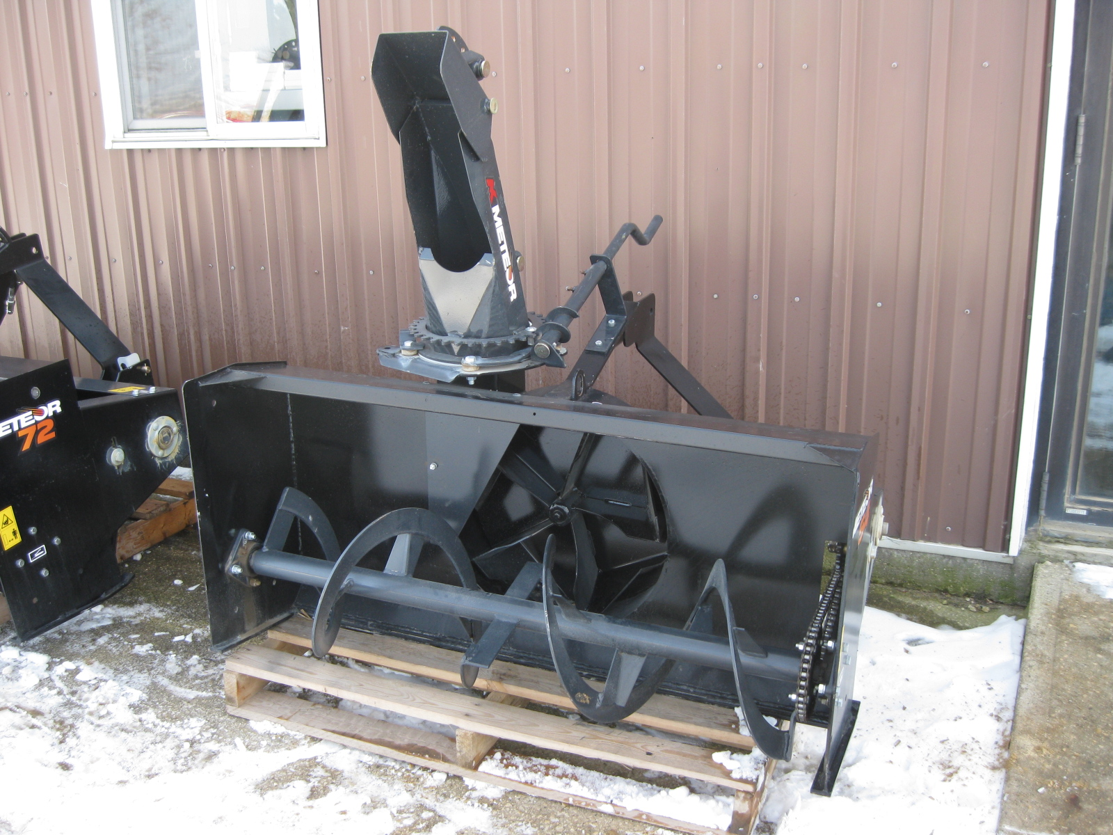 2021 MK Martin SB60 Snow Blower