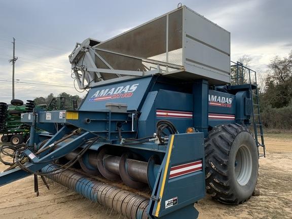 2011 Amadas 2110 Peanut Equipment