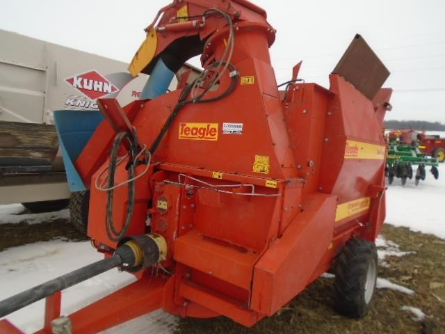 2010 Teagle TOMAHAWK 8080WB Grinders and Mixer