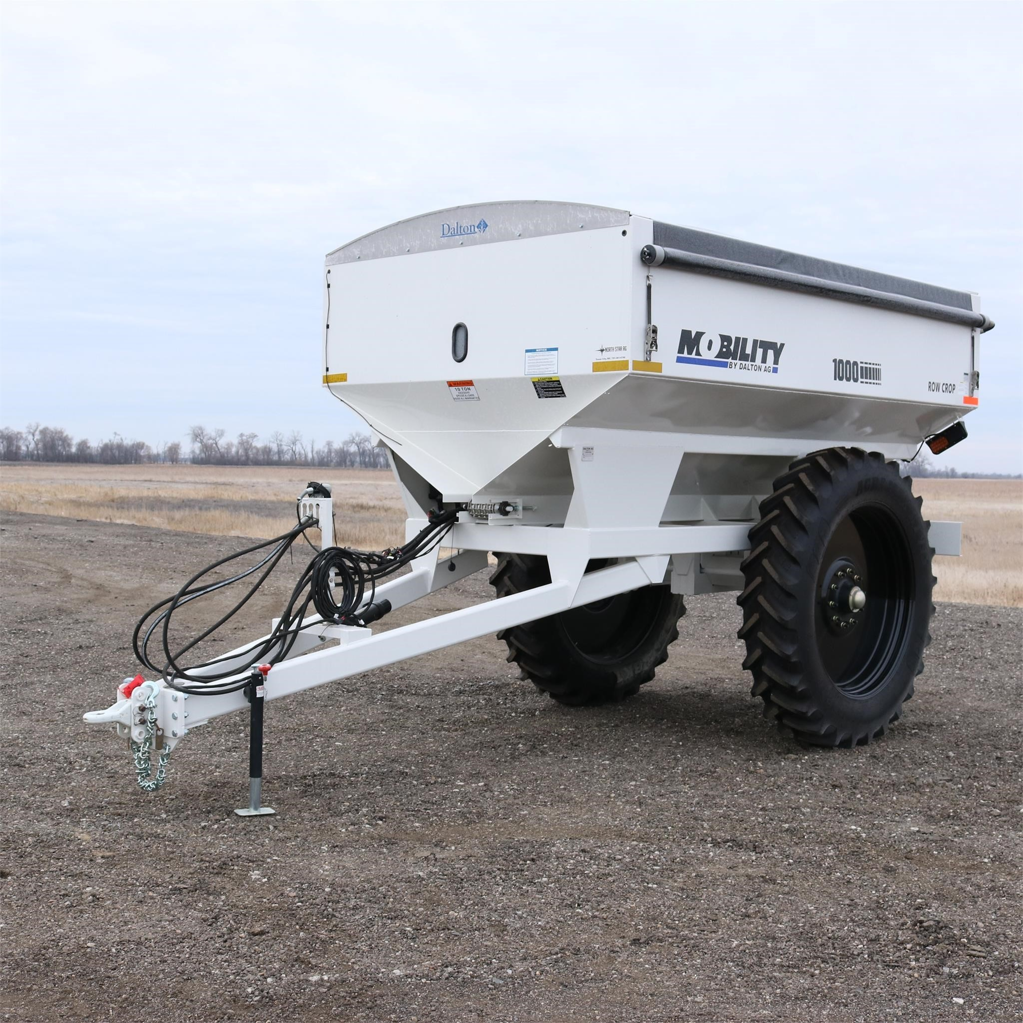 2020 Dalton Ag Products 1000 Pull-Type Fertilizer Spreader
