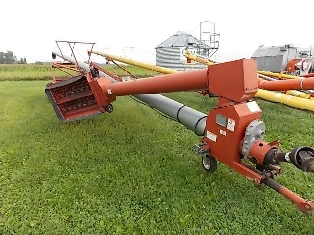 Mayrath 12x72 Augers and Conveyor