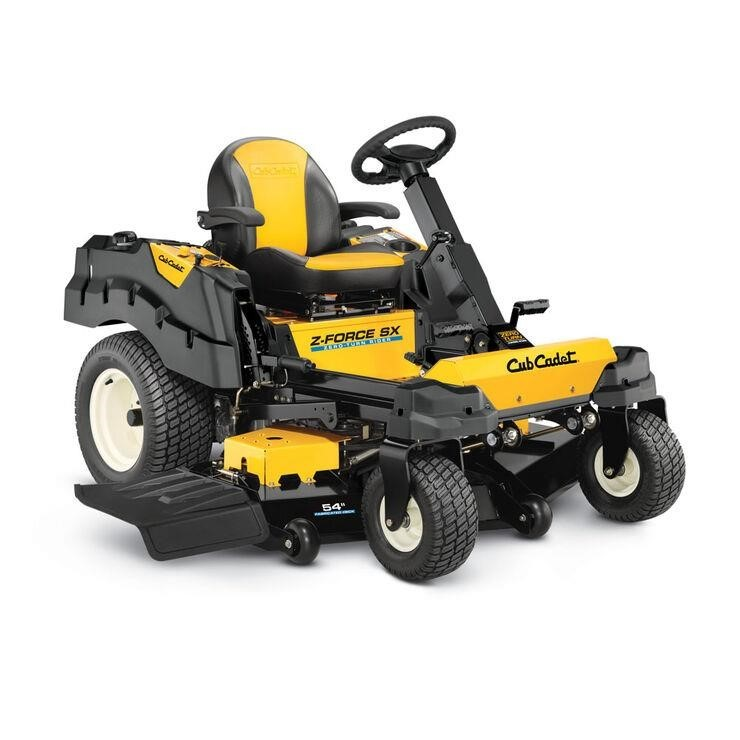 2021 Cub Cadet Z-FORCE SX54 Lawn and Garden