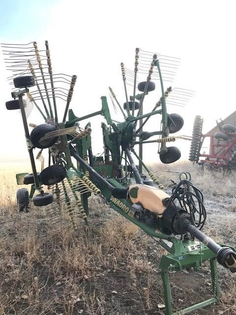 2018 Krone Swadro TC880 Rake