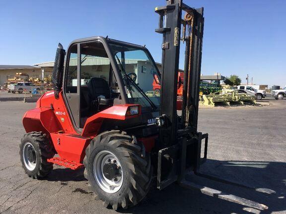 2018 Manitou M30-4 Forklift