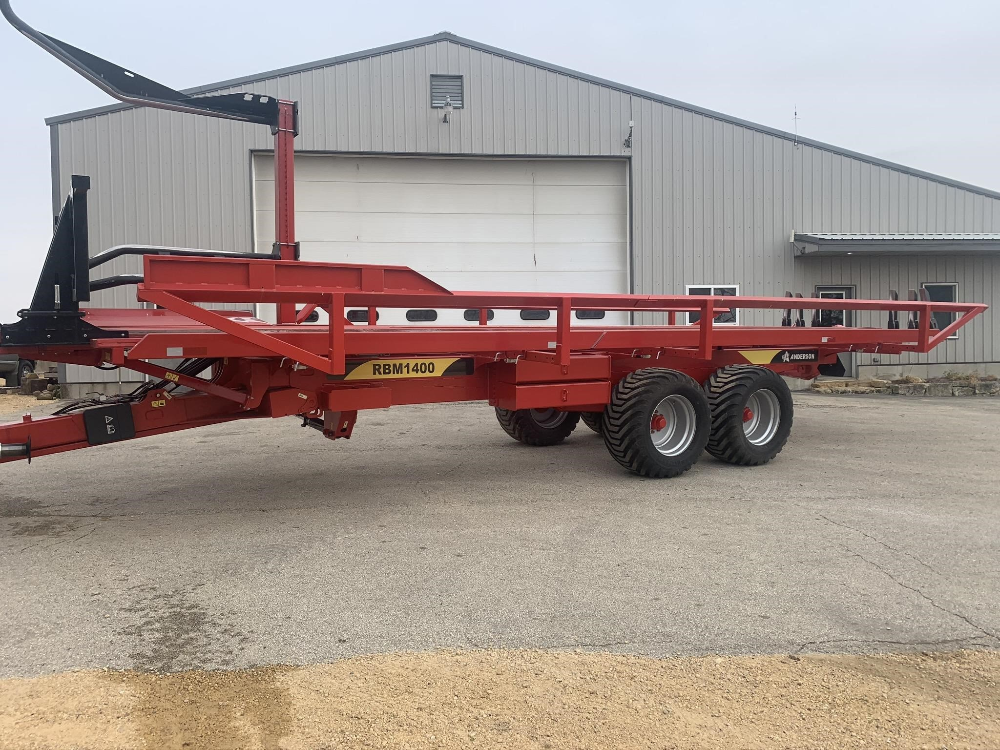 2020 Anderson RBM1400 Hay Stacking Equipment