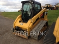 2015 Caterpillar 279D Skid Steer