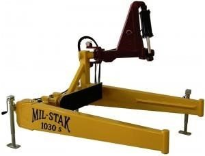Mil-Stak 1030S Hay Stacking Equipment