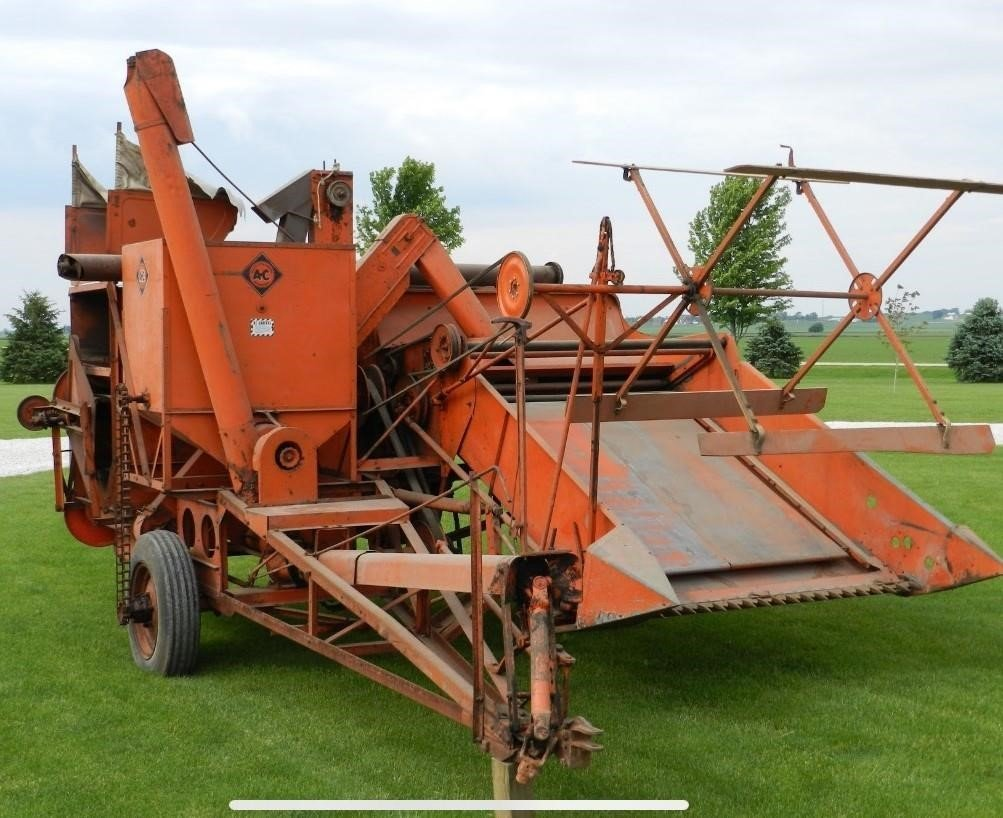 1955 Allis Chalmers 60 Pull-Type Forage Harvester