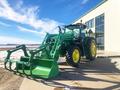 2019 John Deere 6155R Tractor