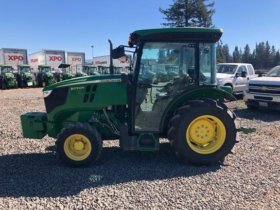 2016 John Deere 5075GN Tractor