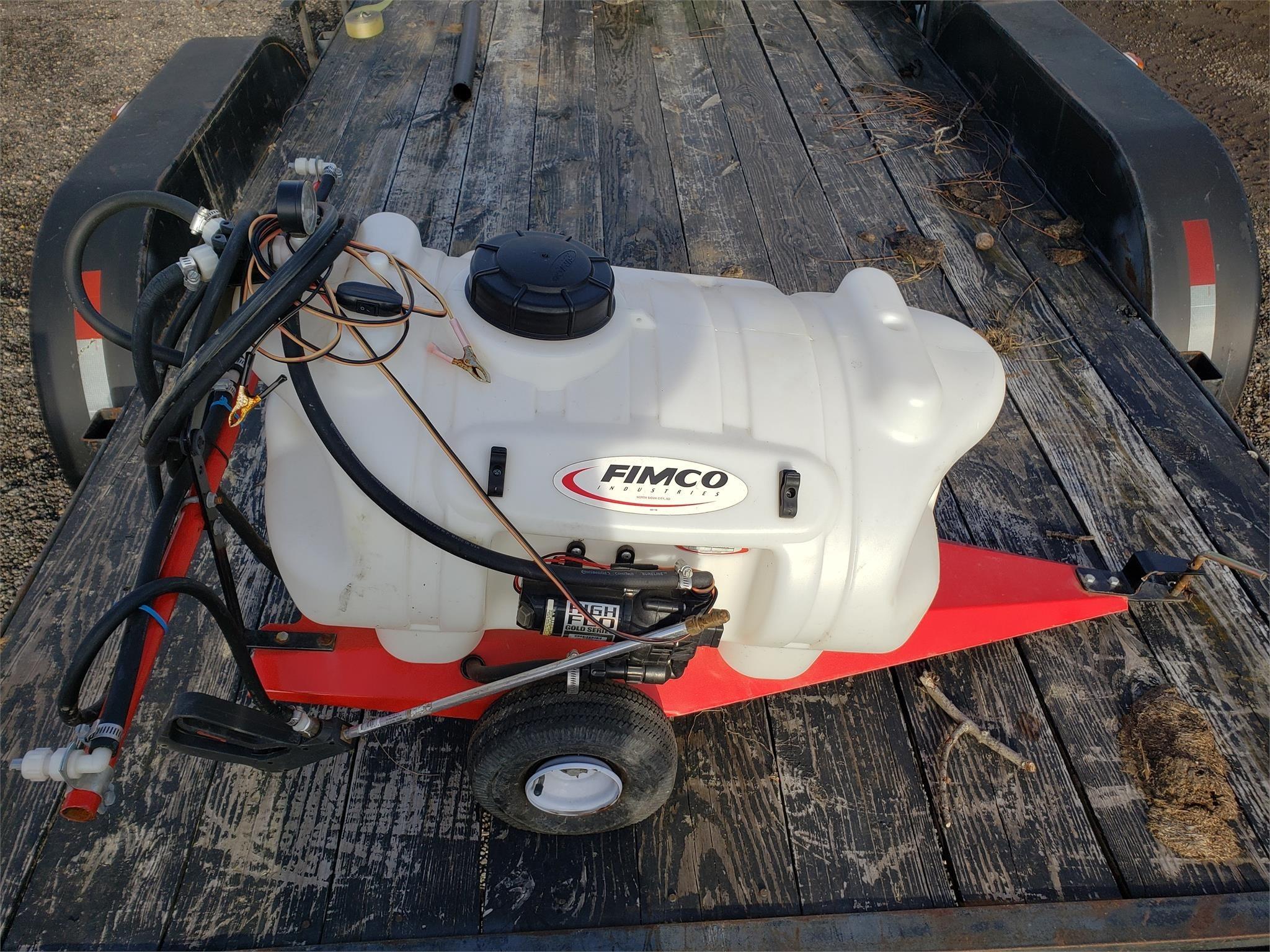 FIMCO TR-30-EX Pull-Type Sprayer