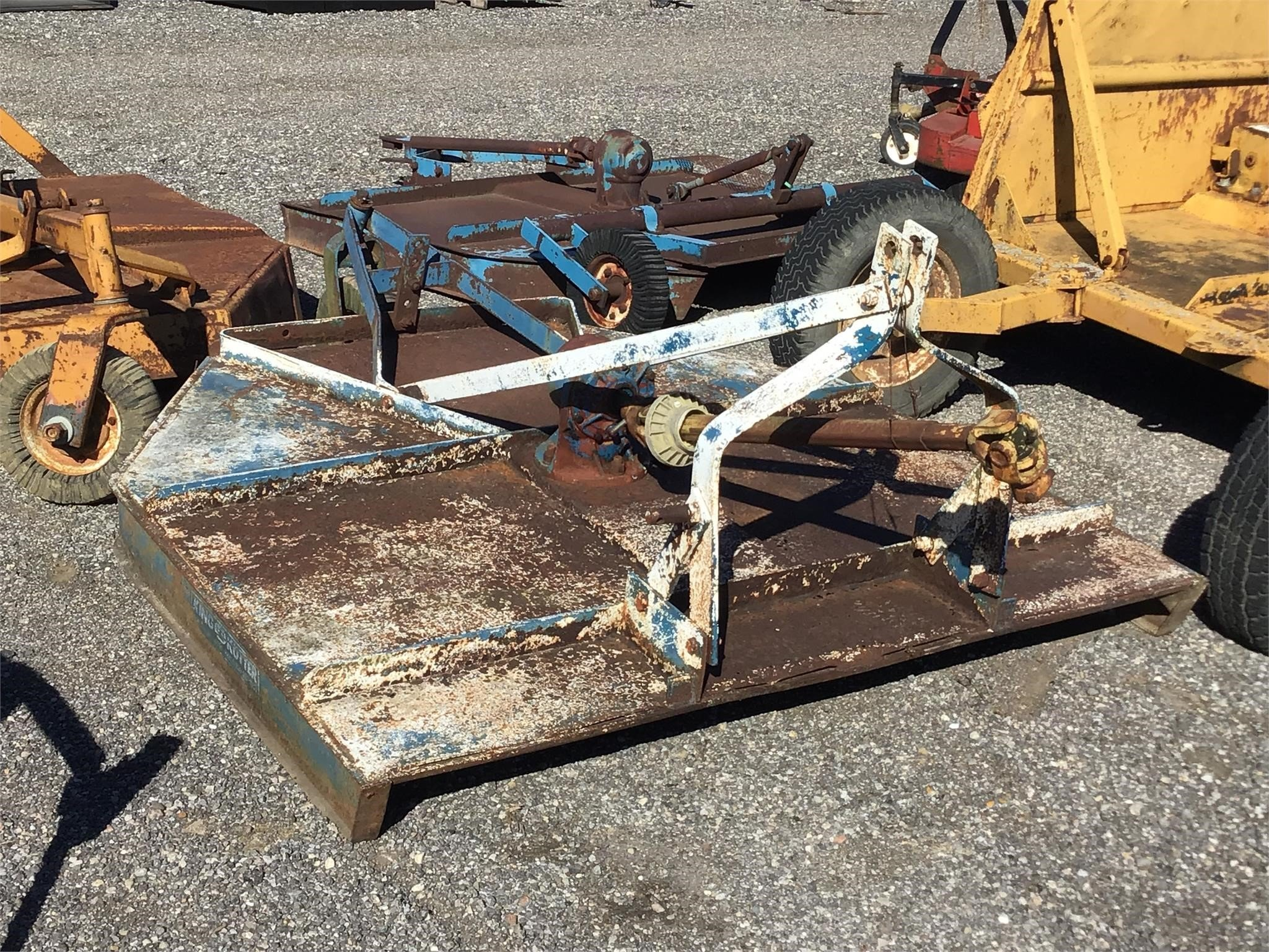 King Kutter RC72 Rotary Cutter