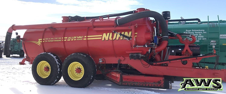 2016 Nuhn 4000 Manure Spreader