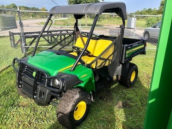 2021 John Deere HPX 615E ATVs and Utility Vehicle