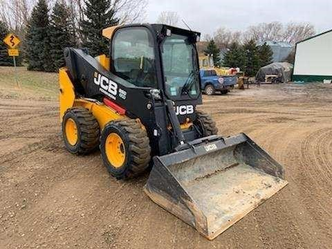 2016 JCB 260 Skid Steer