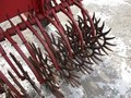 Case IH 181 Rotary Hoe
