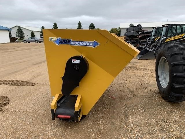 2018 HLA SS84 Loader and Skid Steer Attachment