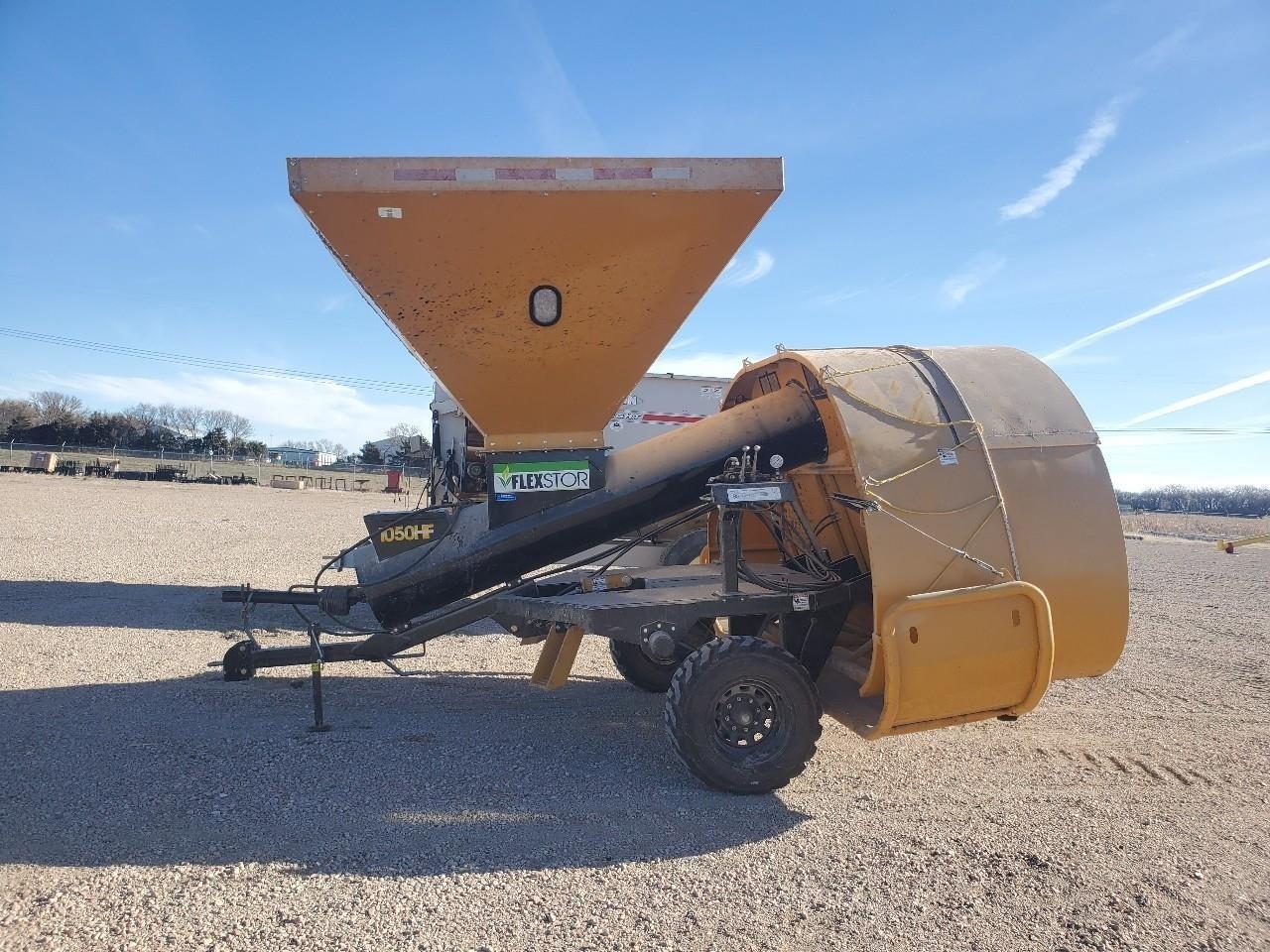 2017 Koyker FLEXSTOR 1050HF Grain Bagger