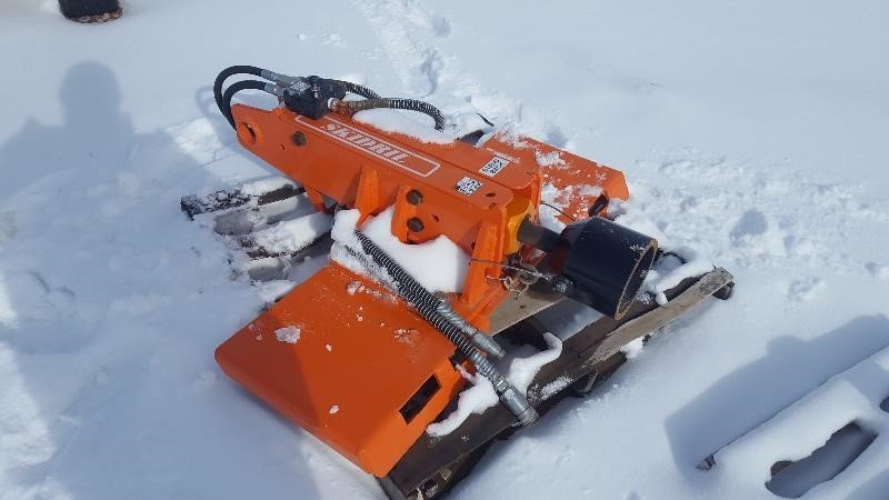 2020 Skidril HP1000 Post Hole Digger
