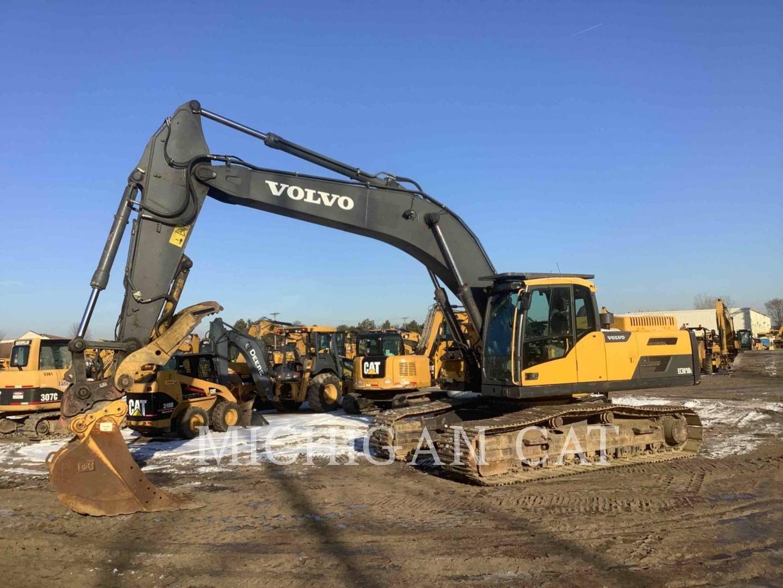2016 Volvo EC300DL Excavators and Mini Excavator