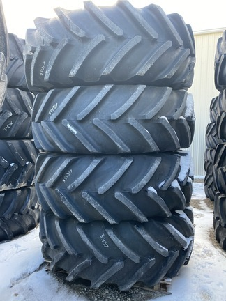2020 Michelin 650/85R38 Wheels / Tires / Track
