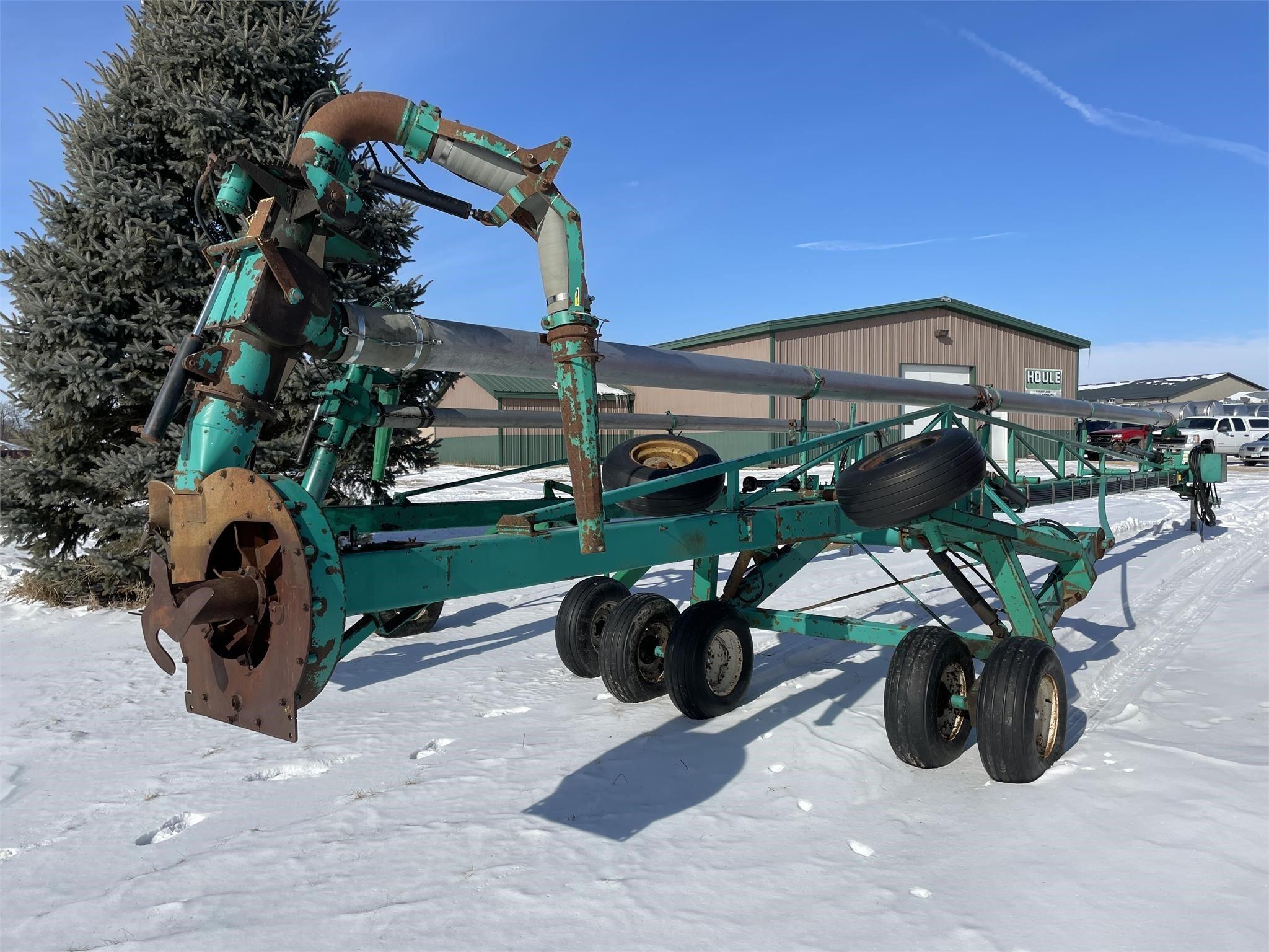 2002 Houle 52 Manure Pump