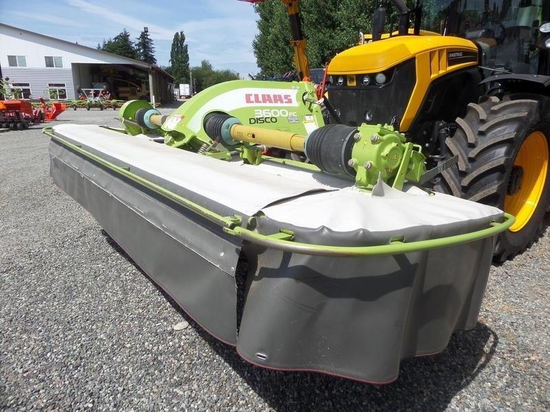 2021 Claas DISCO 3600FC PROFIL Mower Conditioner