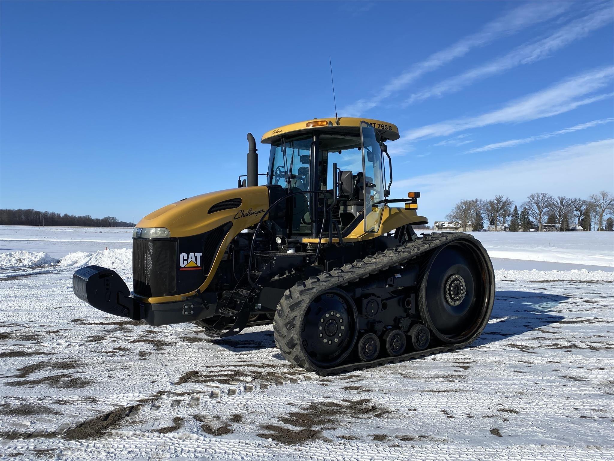 2006 Challenger MT765B Tractor