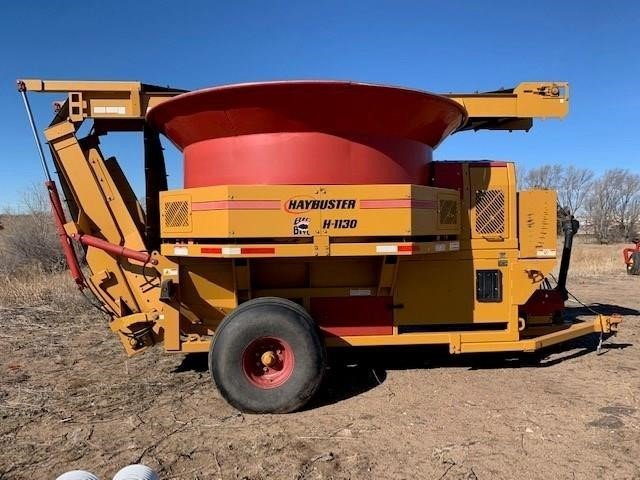 2013 Haybuster H1130 Grinders and Mixer