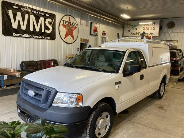 2008 Ford F150 XL Pickup