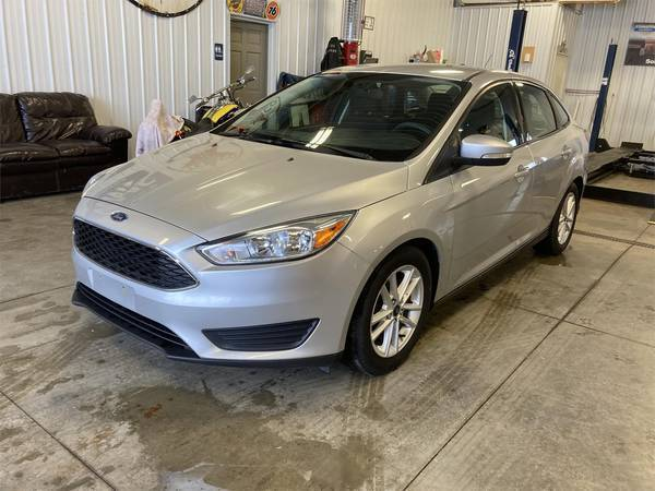 2016 Ford Focus Car
