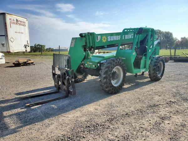 2014 JLG 8042 Forklift