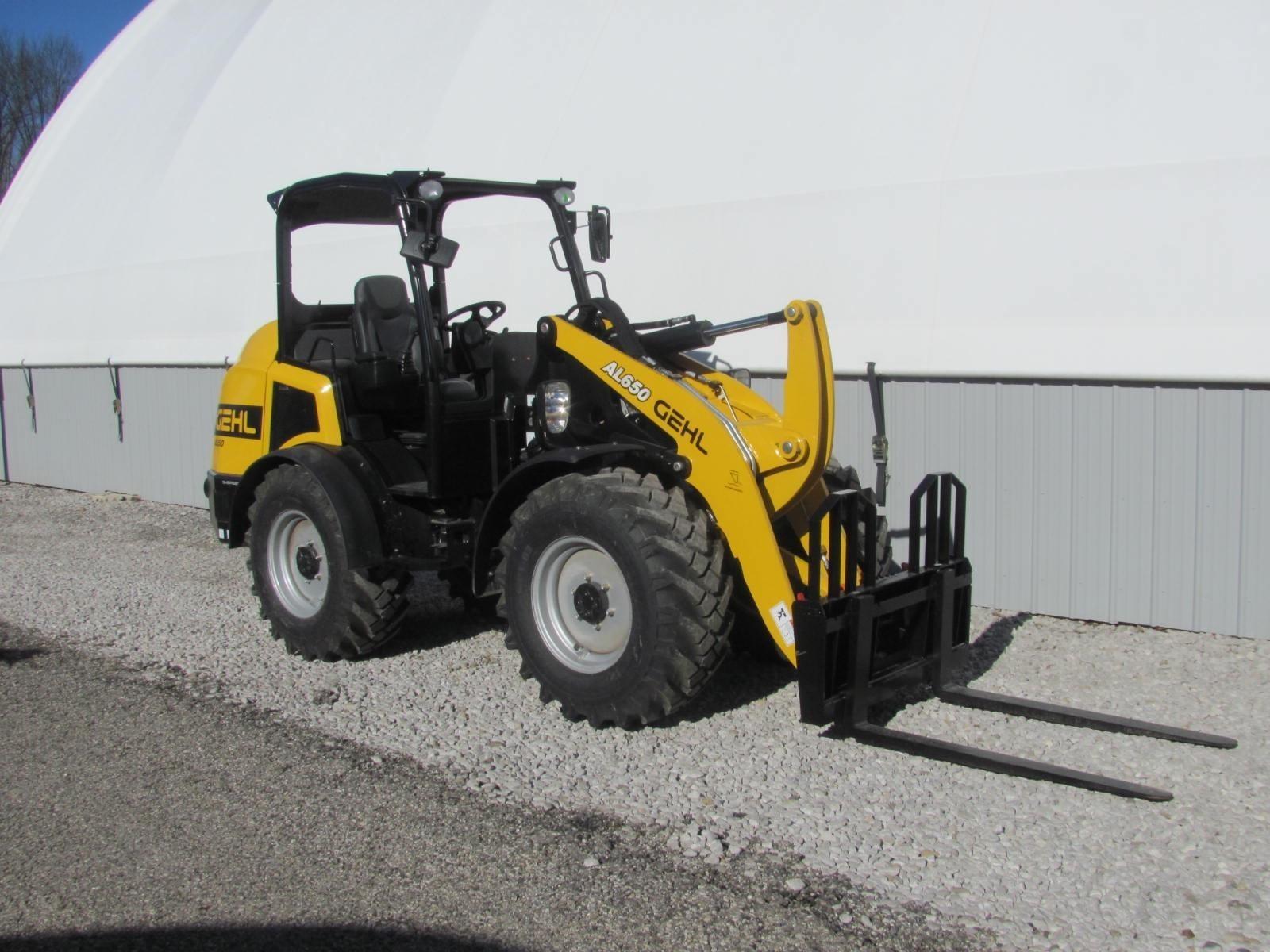 Gehl AL650 Wheel Loader