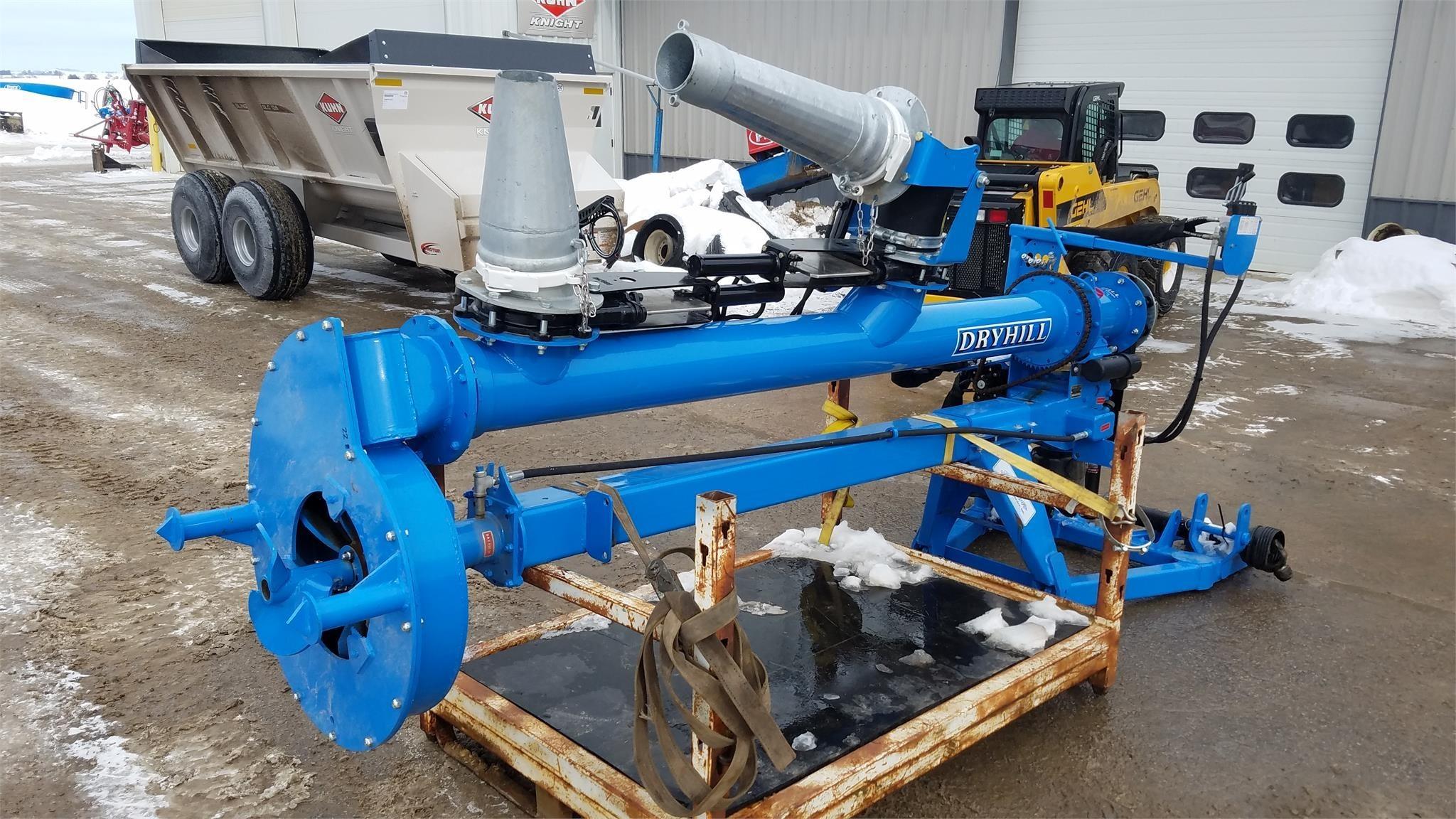 DryHill DH220 Manure Pump