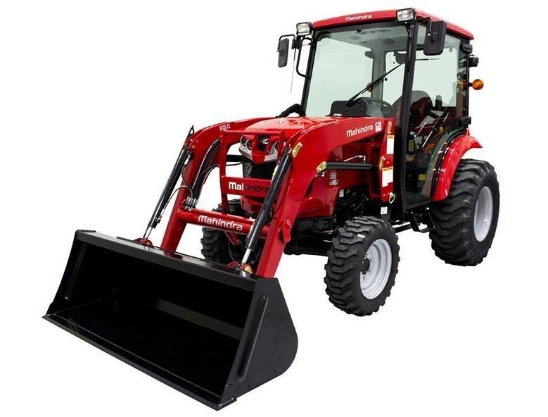 2021 Mahindra 1635 Tractor