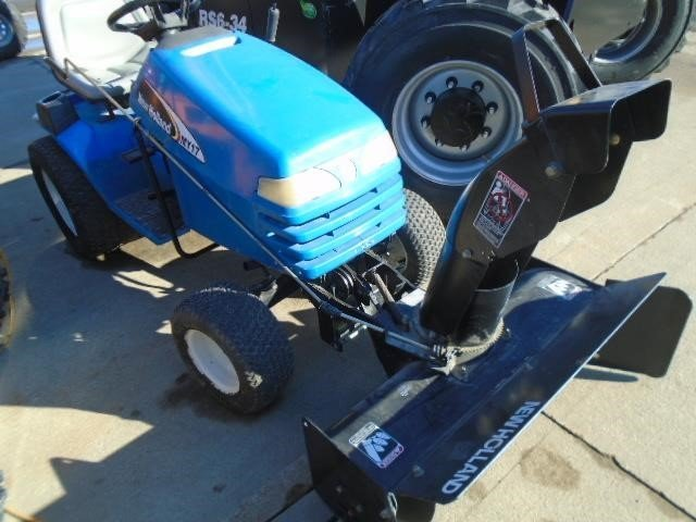 2004 New Holland MY17 Lawn and Garden