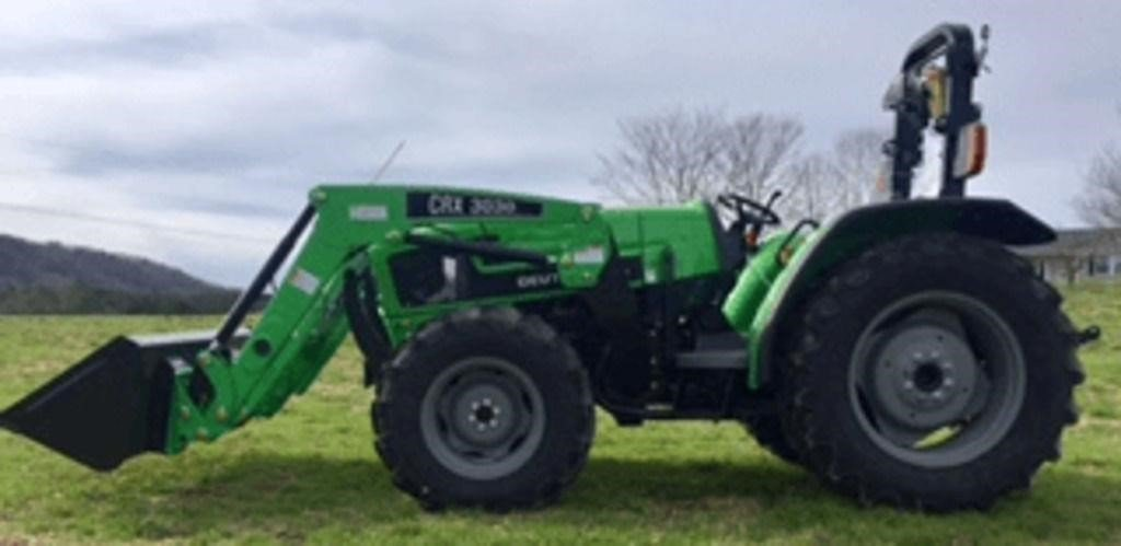 2021 Deutz Fahr 4080E Tractor
