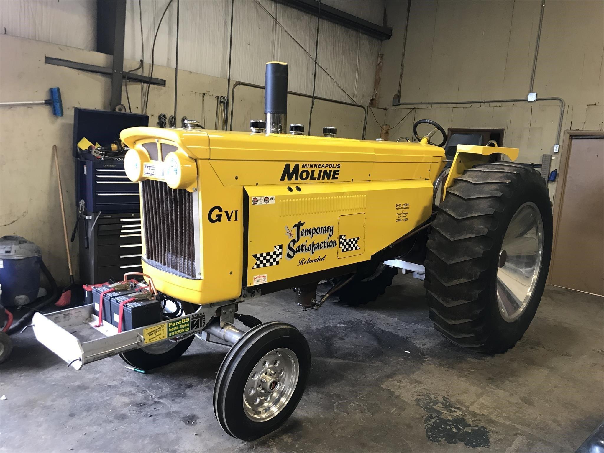 1959 Minneapolis-Moline G-VI Tractor